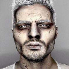 Demon-Inspired Makeup Tutorial for Halloween (Plus 5 More Makeup Ideas!) | Modern Salon