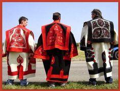 DEBRECENI RÁTÉTES CIFRA SZŰR (Traditional Magyar - Hungarian - coats/cloaks)