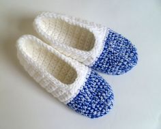 Warm and Cozy Winter Slippers  Wool House by HappyWoollies on Etsy