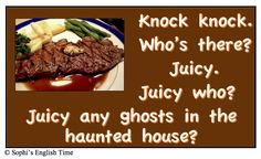 Knock Knock with Juicy