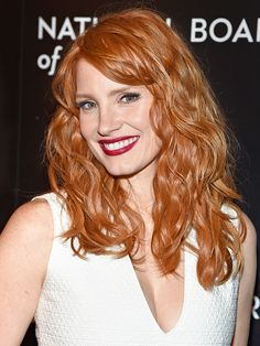 3 Inspirational Looks From Jessica Chastain