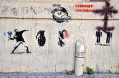 Street Art - Exarchia by ThanasisP, via Flickr