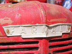 Forgotten Tractor