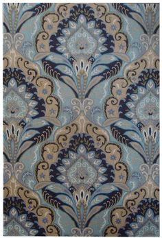 WYD374A, Blue, Hand Tufted, Safavieh Clearance available from rugsdoneright.com