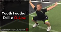 Youth Offensive Line Drills--so good!!!