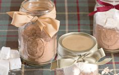 Classic DIY Hot Chocolate mix from Edible Allegheny