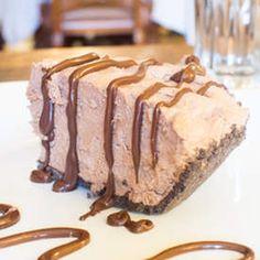 Chocolate Hazelnut Cream Pie Recipe
