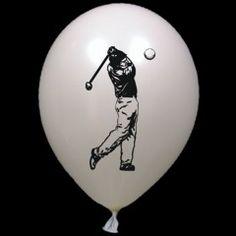 Golfer Balloons @USHoleInOne