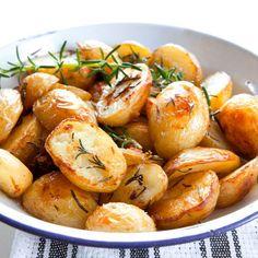 Receta de patatas griegas - VIX