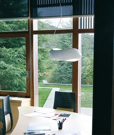 Vibia pendant light Infinity 2021. Designed by Roddy Cantarutti - KODA Lighting, Sydney, Australia
