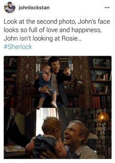 His eyes.<<< omg stop it I can't OTP Watson Sherlock, Sherlock John, Sherlock Holmes, Johnlock, I Cant Help It, Sweet Guys, Jim Moriarty, 221b Baker Street, John Watson