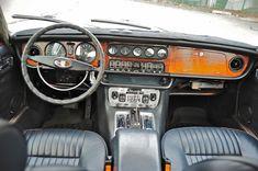 V8 Trifecta: SBC Swapped 1971 Jaguar XJ6