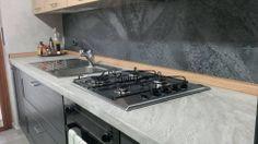 Cerchi una cucina particolare, con Segui Il Tuo ISTINTO puoi. Ecco come i nostri Friends Marco e Pietro Di Stefano hanno realizzato i muri ed il top della Cucina. #clubggf