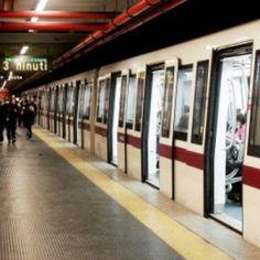 Roma guasto  alla metro B: navette sostitutive tra San Paolo e Castro Pretorio #lavoratori #salari #tasse #roma #stipendo #INPS