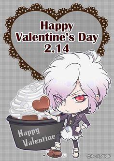 Happy Valentine's ♥ Subaru ♥