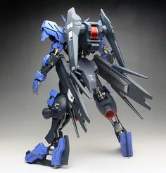 [WORK] 1/100 FULL MECHANICS GUNDAM VIDAR painted build: No.21 Big Size Images | GUNJAP