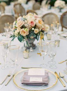 Signature Party Rentals | Wedding Inspiration | Party Planning | Outdoor Party | Tablescape | Decor | Design | Wedding Reception | Wedding Décor | A Signature Blog | The Royal Wedding is Almost Here! #weddingdecoration