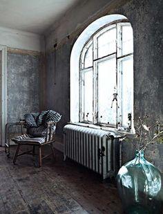 peaceful interior
