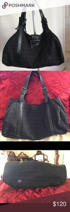 Spotted while shopping on Poshmark: Fendi Handbag! #poshmark #fashion #shopping #style #Fendi #Handbags