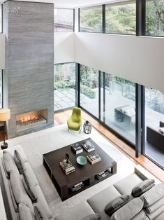 Contemporary Living Room Design Ideas - Living Room - Info Virals - New Fashion and Home Design around the World Home Living Room, Interior Design Living Room, Living Room Designs, Living Spaces, Studio Living, Small Living, Living Area, Cozy Living, Interior Decorating
