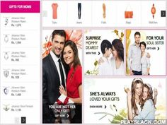 Womens Store India  Android App - playslack.com , We have the best discounted items in clothing,footwear,watches,bags,belts,sunglasses,jewellery and more. You can find something special for you or the women in your life.You can find below sections:- Gifts for Moms- Gifts for the special women in your life- Fitness equipments for women- Various brands that women love like The Vanca, Lakme, Braun, urban, Philips etcFeaturesA smooth, intuitive interface of the app lets you discover the best…