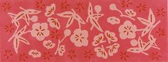 Kiele Rug (Runner) - Enchanted Garden Collection www.loophouse.com