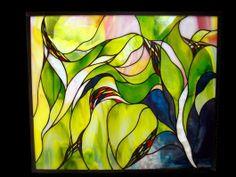 Spring - Delphi Artist Gallery by Alexander Art Glass