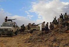 اخبار يمنية عاجلة - إندلاع معارك عنيفة بين الجيش والمليشيا في عسيلان