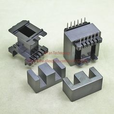 2sets/lot EE42-20 PC40 Ferrite Magnetic Core and 6 Pins + 6 Pins Top Entry Plastic Bobbin Customize Voltage Transformer #CLICK! #clothing, #shoes, #jewelry, #women, #men, #hats, #watches