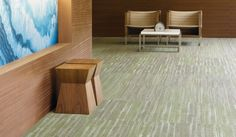 This would be the carpet tile flooring in the waiting room. Collections ::: Unearthed