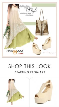 """""""banggood 2"""" by aida-1999 ❤ liked on Polyvore featuring Chanel"""