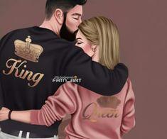 Drawings Of Love Couples, Cute Couple Drawings, Cute Drawings, Low Key Photography, Romantic Couples Photography, Couple Photography, Cute Love Quotes, Cute Love Songs, Beautiful Girl Drawing