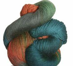 Lorna's Laces Shepherd Sport Yarn - Turtle Rodeo