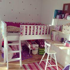 Kids Room, Loft, Bed, Furniture, Home Decor, Antlers, Room Kids, Decoration Home, Stream Bed