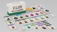 Components - Villagers