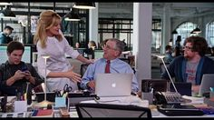 The Intern (September 25, 2015), an upcoming comedy film directed/written by Nancy Meyers. Stars: Robert De Niro, Anne Hathaway, Natt Wolff, Rene Russo, and Adam DeVine. Jules Ostin, the founder and CEO of a fashion based e-commerce company, agrees to a community outreach program where a senior, Ben Whittaker will intern at the firm.