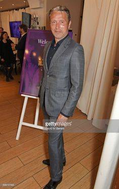 Mads Mikkelsen attends the World Premiere screening of 'The Cut', Sir Elton John and Bernie Taupin's classics 'Rocket Man', 'Tiny Dancer' and 'Bennie And The Jets' reimagined in video, supported by YouTube at The Cannes Film Festival at the Hotel Barriere Le Majestic on May 22, 2017 in Cannes, France.