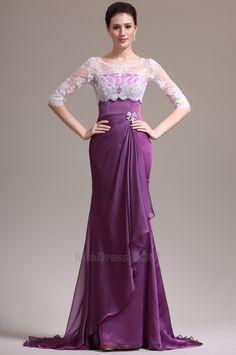 Φυσικό Υψηλή καλύπτονται Ψευδαίσθηση Ορθογώνιο Μητέρα της νύφης φόρεμα