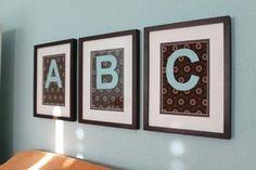 Baba kamer decorations