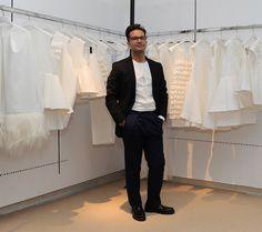 Mario Chiarella - Vogue Talents - Milano, Palazzo Morando - WION?2012 (Photo: Vogue.it)