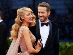 28 of Blake Lively and Ryan Reynolds' Funniest Social Media Moments