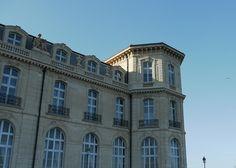 Marseille (Bouches du Rhône), le palais du Pharo