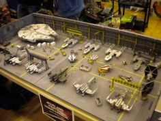 Wow! For a while now, folk over on the SFMUK Site have been prepping for last weekends Crew Model show and the biggest build challenge so fa...