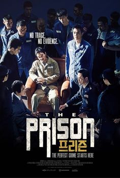 """Na Hyun's crime drama """"The Prison"""" starring Kim Rae-won and Han Seok-kyu is now playing in Houston at the AMC Studio 30 movie theater. The film is also playing in select cities across the nation. Drama Movies, Hd Movies, Movies To Watch, Movies Online, Movies And Tv Shows, Movie Tv, Movie Theater, Movie List, Prison"""