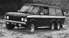 Range Rover Conversions - Range Rover Classic