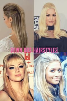 down-dos-hairstyle