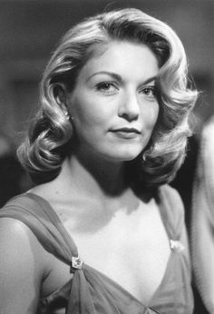 """It didn't seem right to post the ladies of """"Twin Peaks"""" and not have Laura Palmer herself included. Sheryl Lee? To die for."""