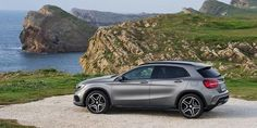 How the 2015 Mercedes GLA-Class caters to driving enthusiasts