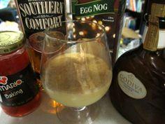 12 drinks of Christmas - White Christmas