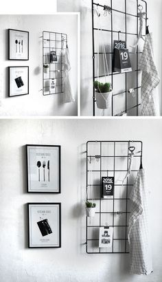ikea Wall - New Deko Sites Room Inspiration, Interior Inspiration, Decorating Blogs, Interior Decorating, Diy Bedroom Decor, Diy Home Decor, Ikea Wall, Diy Décoration, Home And Deco
